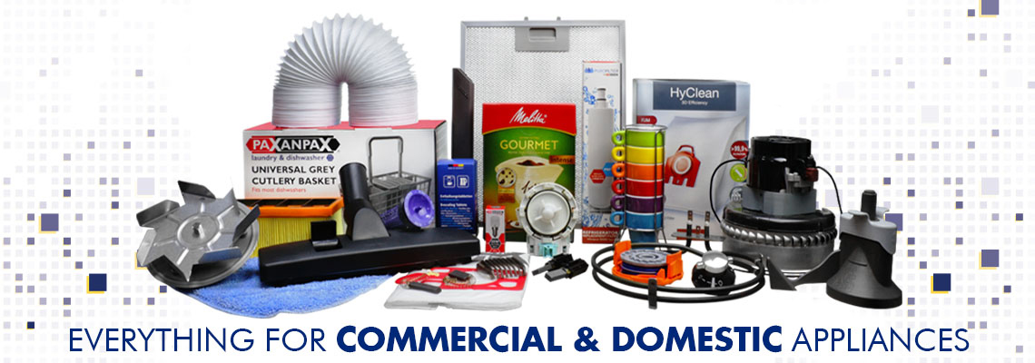 Maddocks UK Tradesite: Everything for Commercial & Domestic Appliances